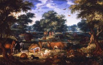 Jacob_Savery_the_Elder_-_Garden_of_Eden_-_1601